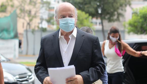 El líder político de Avanza País confirmó que sostuvo una reunión con Pedro Castillo. (Foto: Archivo/ GEC)