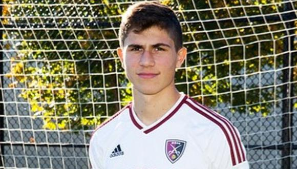 Defensor de la Sub20 de Ahmed jugará en la Tercera División de Italia