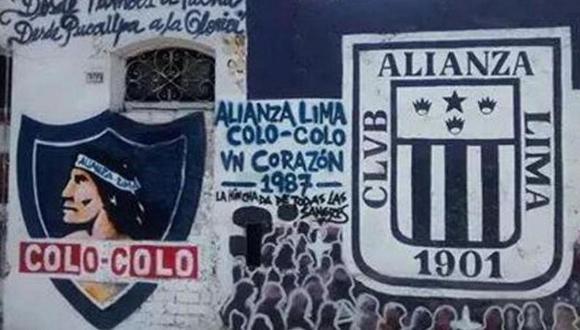 Colo Colo - U. de Chile | Alianza Lima y la historia con el 'Cacique' que los hizo hermanos en la tragedia | VIDEO