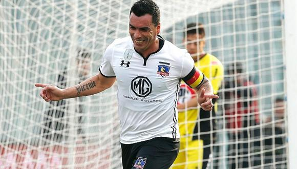 Colo Colo - U de Chile: Esteban Paredes récord histórico: se convierte en goleador histórico de la Liga de Chile   VIDEO