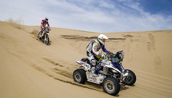 Dakar 2019: piloto peruano Christian Málaga abandonó la competencia