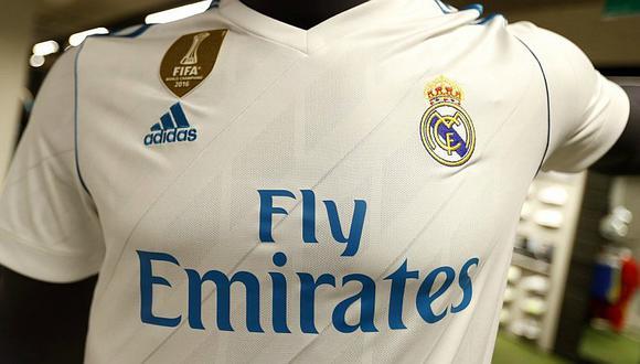 Real Madrid: Nacho reveló por error la tercera camiseta del club [FOTO]