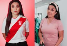 """Tula Rodríguez """"llora"""" luego que la selección peruana perdió contra Bolivia"""