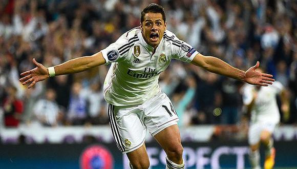 Real Madrid: Javier Hernández y los ocho clubes que lo pretenden
