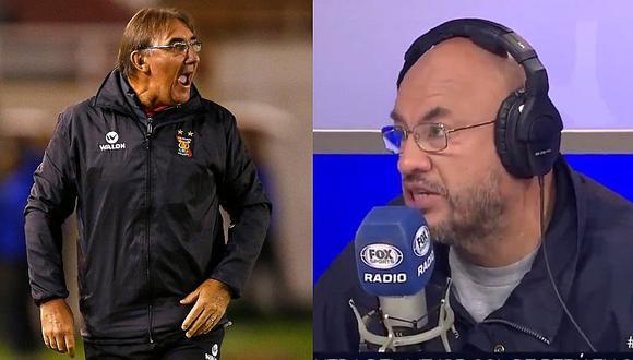 Fox Sports reveló los motivos de la renuncia de Jorge Pautasso en Melgar   VIDEO