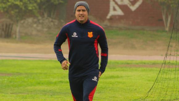 Víctor Rossel debutó en Sport Boys. (Prensa Grau)