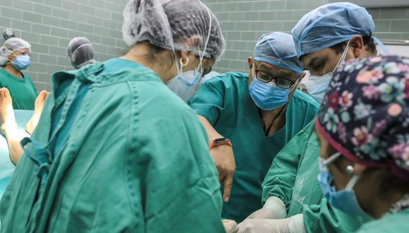Las operaciones al corazón se realizarán a través de Misión INCOR de EsSalud.