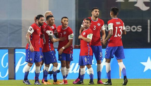 Chile recibe a Bolivia por la fecha 8 de las Eliminatorias Qatar 2022.