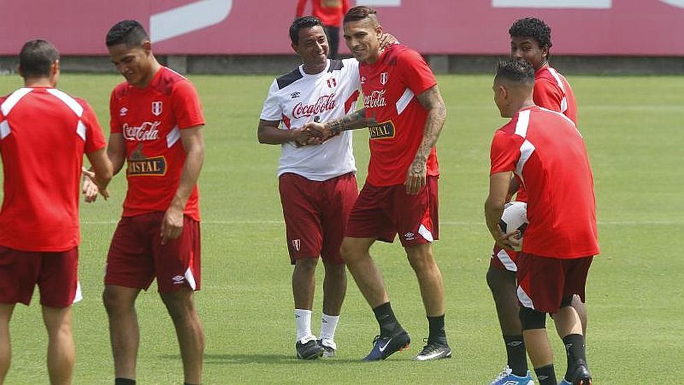 Selección peruana: Estás son las mejores imágenes de la práctica