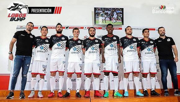 Liga MX: Irven Ávila fue presentado junto a refuerzos del Lobos BUAP