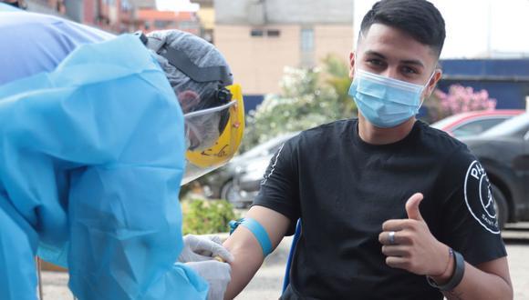 Plantel de Alianza Lima pasó pruebas serológicas de descarte de coronavirus. (Foto: Alianza Lima)