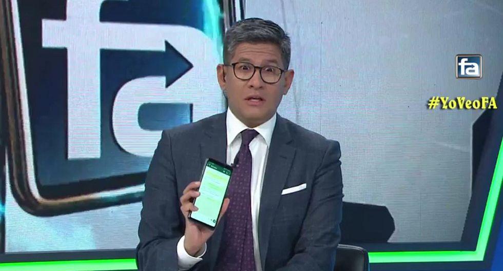 Presidente de Carlos Mannucci reveló que sufrieron con olores a gas en estadio de Alianza Lima [VIDEO]