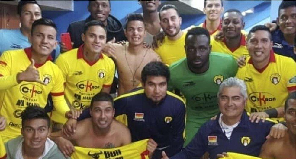 Santa Rosa de Lima tiene su propio equipo en la Liga 2 del fútbol peruano