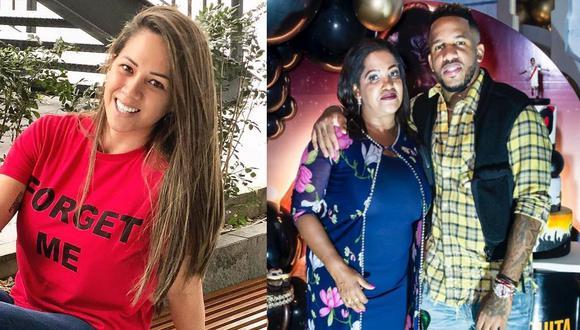 'Doña Charo' asegura que Melissa Klug no dejó que sus nietos asistan al estreno de la película de Jefferson Farfán porque estaría Yahaira Plasencia. (Foto: Instagram)
