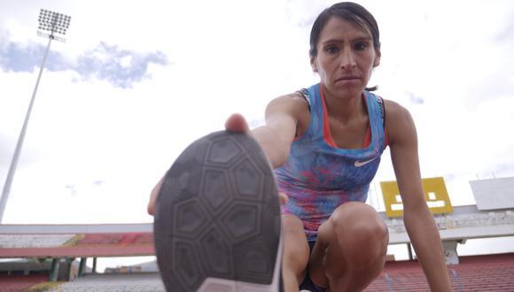 .Gladys Tejeda llegó a Tokio en busca de una medalla en los Juegos Olímpicos. (Foto: Twitter)