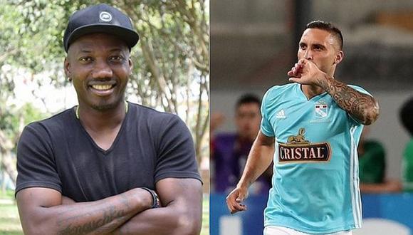 Sporting Cristal: El 'Cóndor' Mendoza le tira flores a Emanuel Herrera