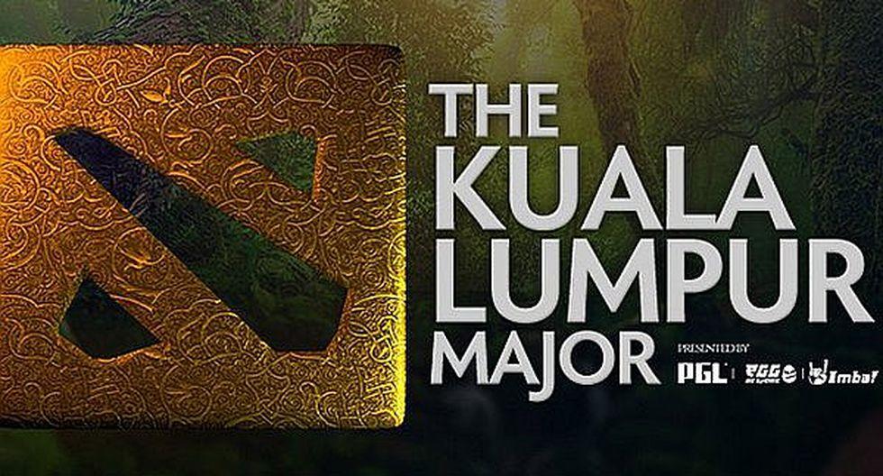 Dota 2: Conoce los grupos de la Kuala Lumpur Major
