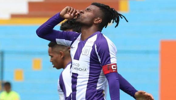 Carlos Ascues seguirá jugando la Liga 1 (Foto: Liga 1)