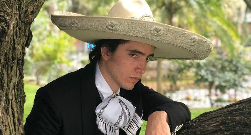 """Alex Fernández dedica su nueva canción """"El tiempo no perdona"""" a su padre Vicente Fernández. (Foto: Instagram)"""