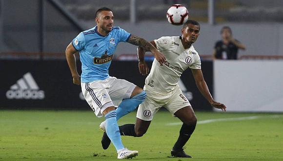 Sporting Cristal: Emanuel Herrera y un año para el olvido en el fútbol peruano