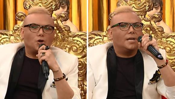 El maquillador Carlos Cacho reveló que muchos de sus colegas se encuentran preocupados por su situación económica. (Captura de pantalla / Panamericana).