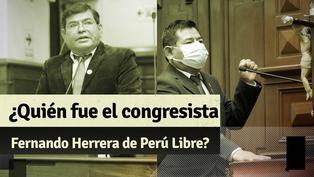 Fernando Herrera Mamani: conoce el perfil del congresista de Perú Libre que falleció a los 55 años