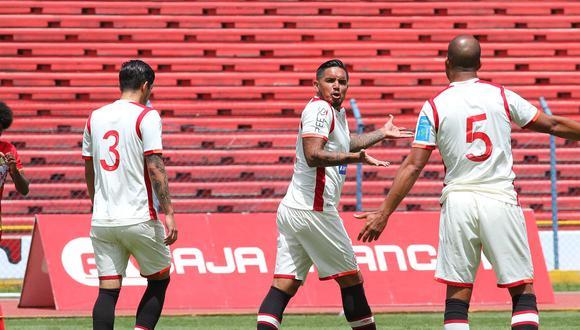 Universitario de Deportes: Jugadores tuvieron altercado al final del partido