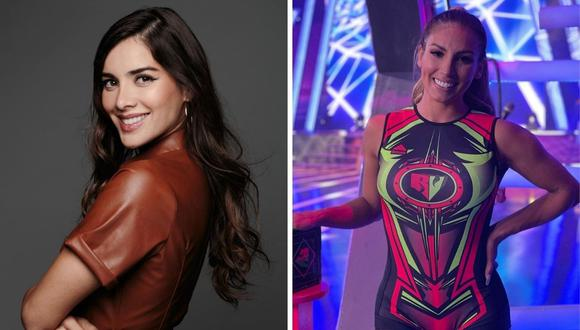 """Korina Rivadeneira y Allison Pastor fueron contrincantes en """"Reinas del show"""". (Foto: Instagram)"""