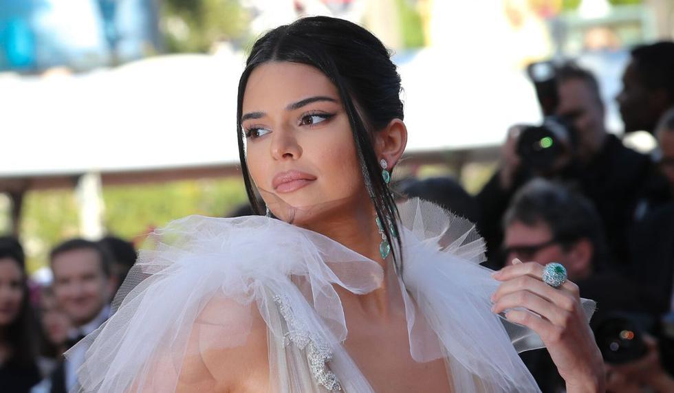 Kendall Jenner es aficionada a la lectura. (AFP)
