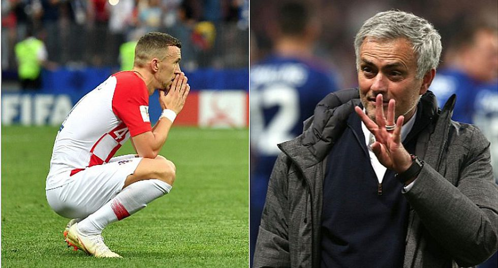Manchester United de Mourinho quiere fichar a una de las estrellas de Croacia