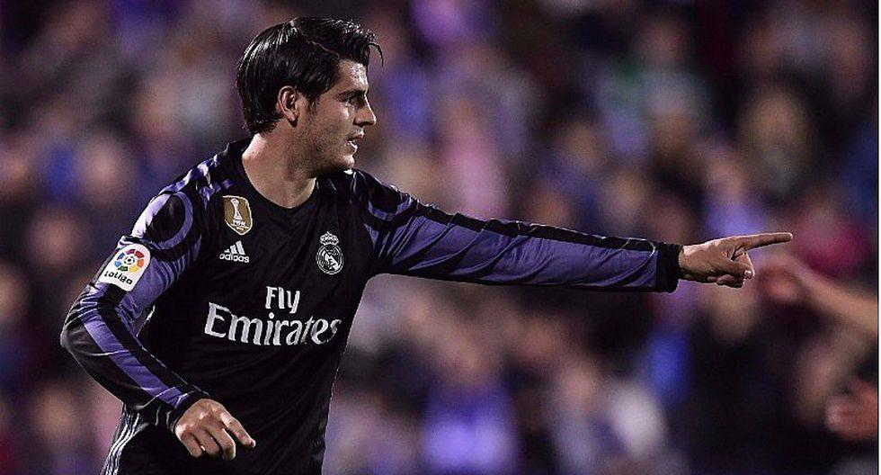 Chelsea llegó a un acuerdo con Álvaro Morata
