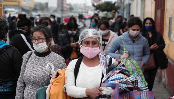 Coronavirus Perú   Minsa anuncia nuevo reporte: casi 230 mil infectados, 6, 498 muertos y 111, 724 recuperados (FOTO: GEC)
