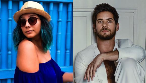 Mayra Couto denuncia al actor Andrés Wiese. (Foto: Instagram)