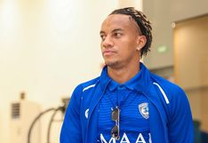André Carrillo habría dado positivo a COVID 19, según prensa de Arabia Saudita