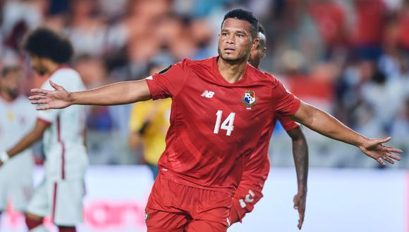 Rolando es titular indiscutible en la selección de Panamá.