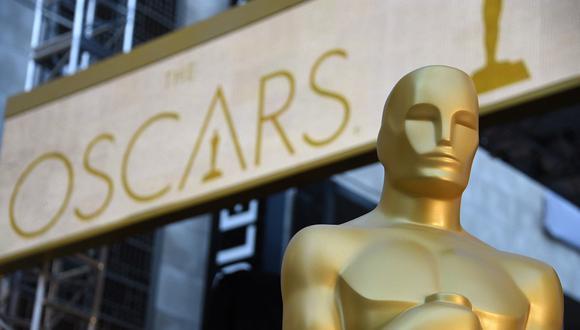 Oscar 2021: Nominados que no puedan viajar a EE.UU. podrán participar en la gala desde sedes alternativ. (Foto: AFP)