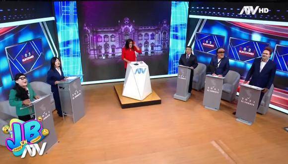 Debate en JB en ATV