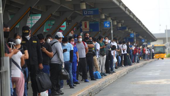 ATU informó los horarios de servicios de transporte público y particular para este 31 de diciembre y 1 de enero en Lima y Callao. (Foto: Gonzalo Córdova/GEC)