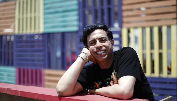 Ernesto Pimentel agradece las muestras cariño que ha recibido tras conocerse que contrajo el COVID-19. (Foto: GEC).