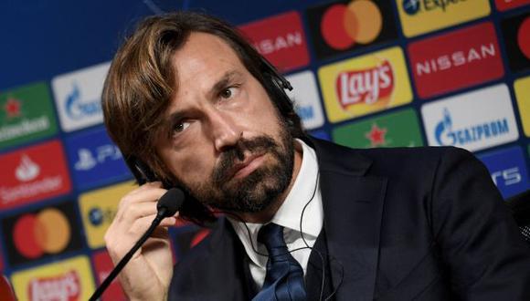 El hijo de Andrea Pirlo denunció que recibe amenazas por parte de hinchas de Juventus. (Foto: AFP)