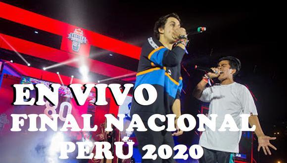 La Red Bull Batalla de los Gallos de Perú será transmitida vía streaming en todo el mundo y también por TV nacional (Foto: Red Bull)