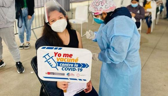 Sinopharm será aceptada para ingresar a Estados Unidos desde noviembre. (Foto: Minsa)