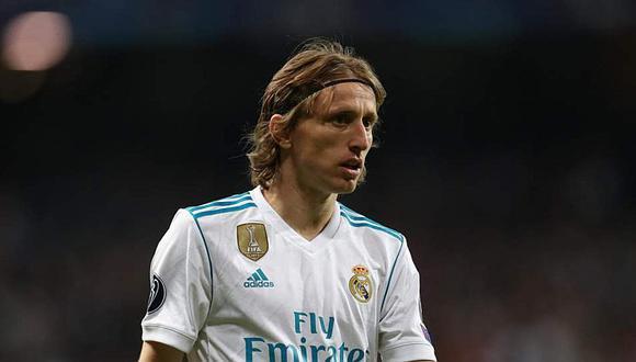 El plan del Real Madrid para retener a Luka Modric
