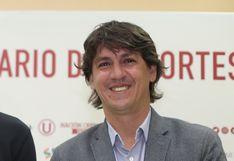 Universitario: Jean Ferrari asegura que conversó con Gregorio Pérez para que siga en la U en el 2020