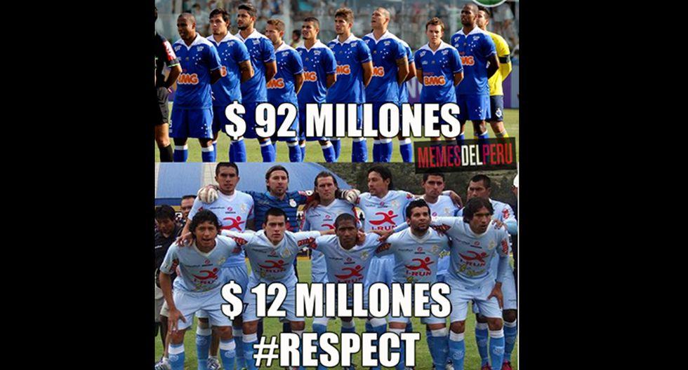 Los 'memes' de la victoria del Real Garcilaso sobre Cruzeiro [FOTOS]