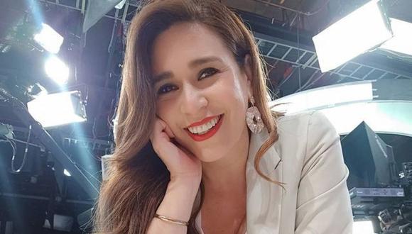 Verónica Linares encendió las redes con una publicación sobre el gobierno de Alberto Fujimori (Foto: Instagram @veronicalinaresc).