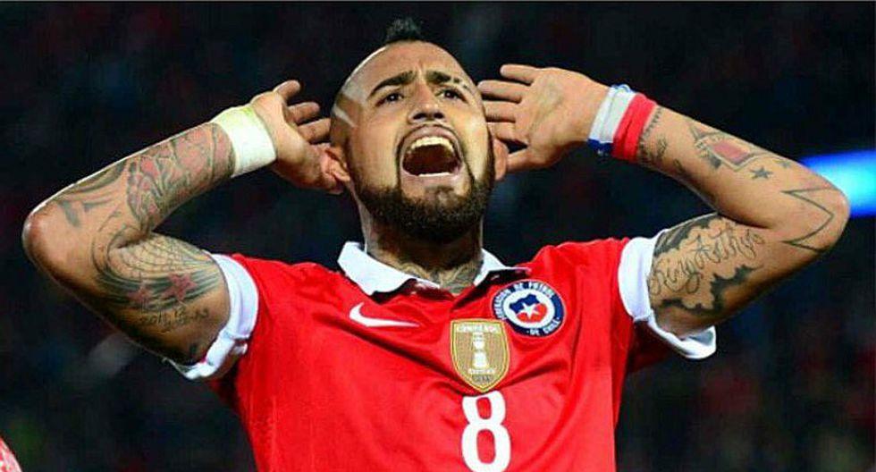 Chile vs Perú: Arturo Vidal insulta de 'cuervos' a sus detractores