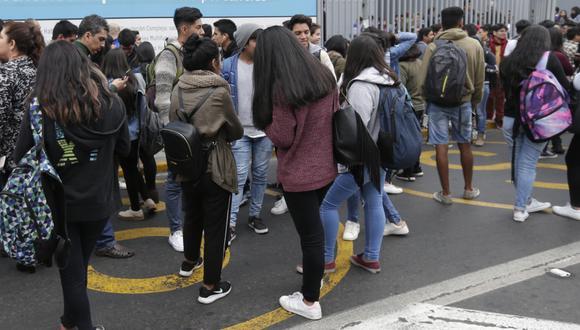 El sismo se sintió este miércoles en localidades ubicadas al norte de Lima. (Imagen referencial/GEC)