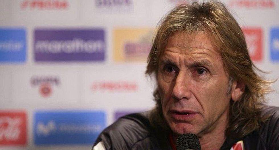 Si desafilian a la FPF, ¿Ricardo Gareca dejaría la selección peruana?
