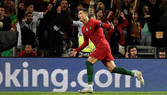 Cristiano Ronaldo y el alucinante triplete para meter a Portugal en la final de la Nations League | VIDEOS